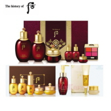 THE HISTORY OF WHOO Jinyulhyang Set [Monthly Limited -APRIL 2018]